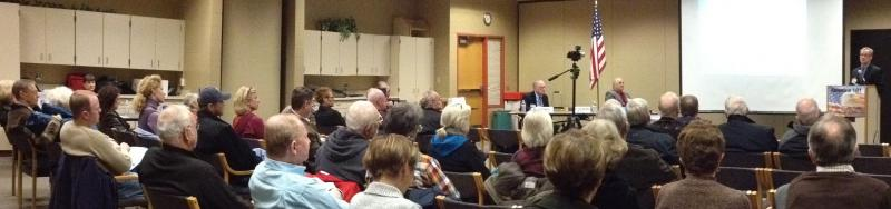 America 101 The Other Side of ObamaCare seminar Chanhassen Nov 14 2013